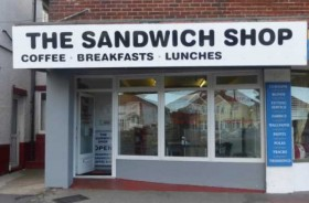 Sandwich Shop Catering Leasehold For Sale - Main Image
