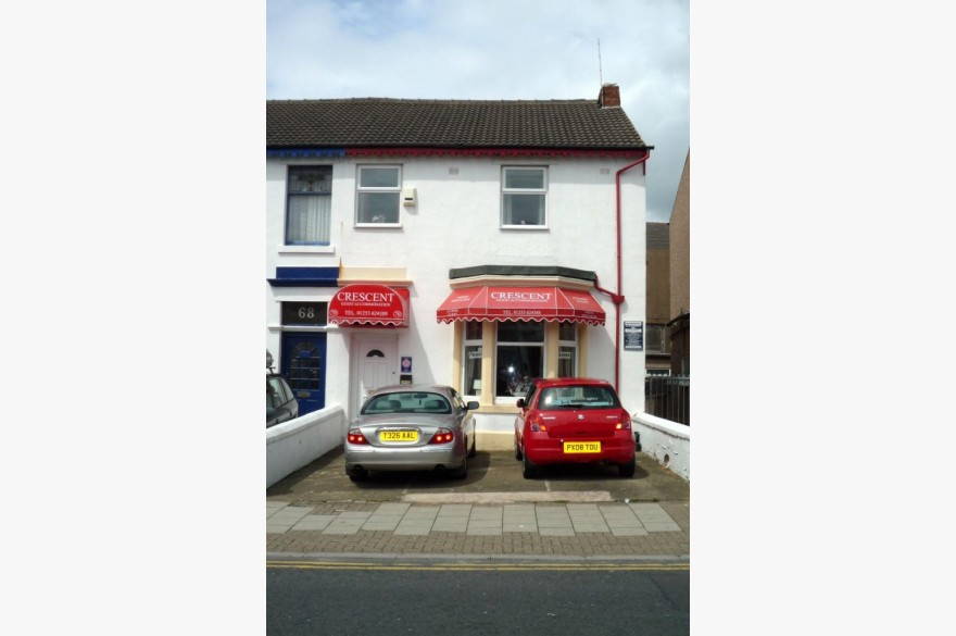 Hotels And B And B On Hornby Road Blackpool