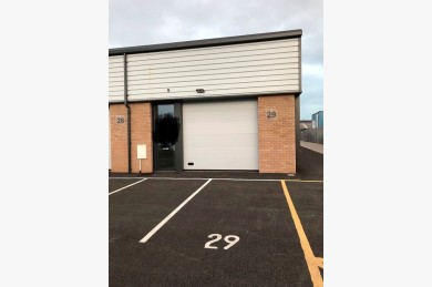 Industrial Units To Rent - Photograph 1