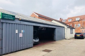 Warehouse/garage/workshop Industrial For Sale - Main Image