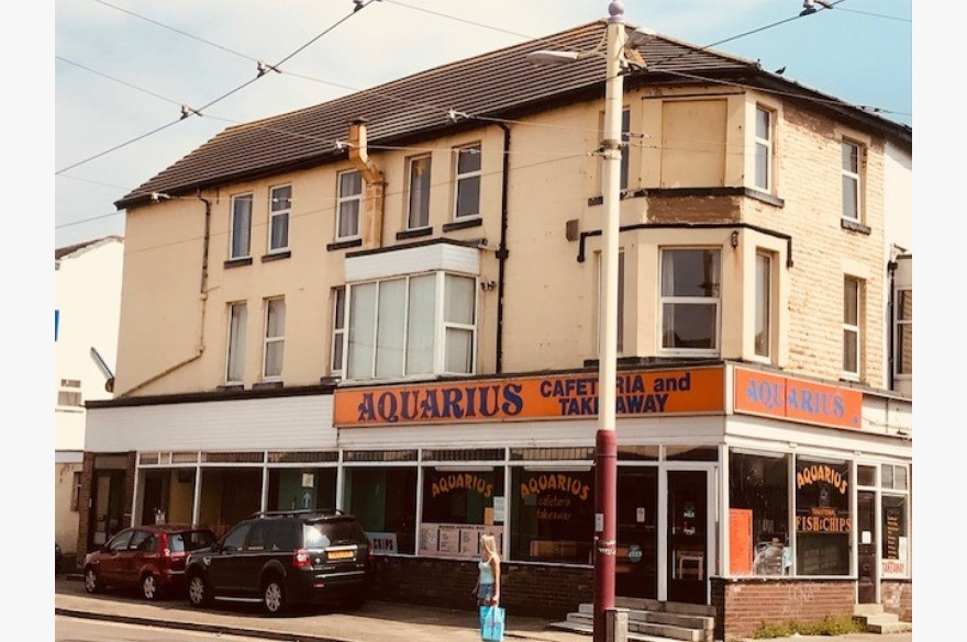 Fish And Chip Shop Catering Freehold For Sale - Image 1