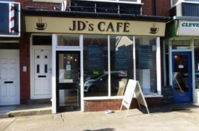 Cafe Catering Leasehold For Sale - Main Image